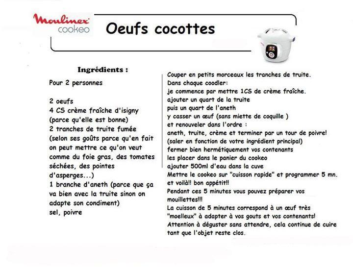 Les 133 meilleures images du tableau cuisine cookeo sur pinterest instant pot livres de - Cookeo cuisson sous pression ...