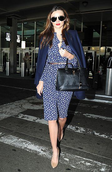 Up Your Airport Style Game With These Chic Celeb Looks