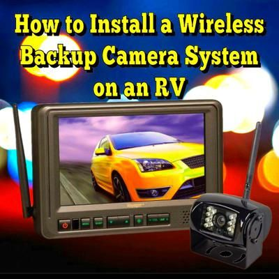 How to Install a Wireless Backup Camera on an RV: First, let's talk about choosing the proper Wireless Backup Camera System for your RV... Read More: http://www.everything-about-rving.com/how-do-i-install-a-wireless-backup-camera-on-my-rv.html Happy RVing