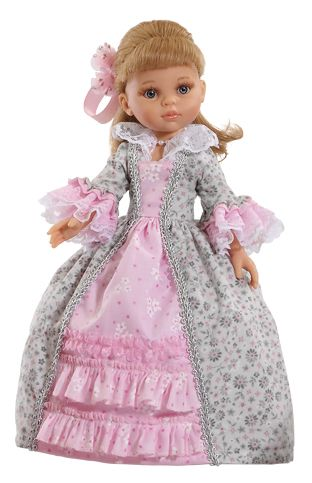 Realistická panenka Miriam od f. Paola Reina ze Španělska