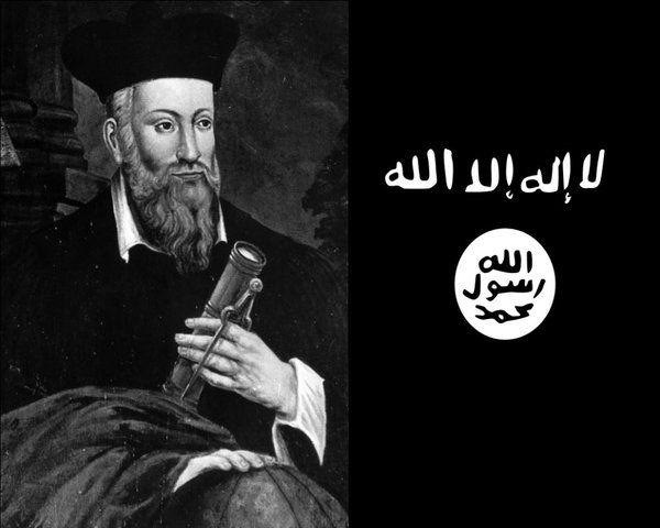 Nostradamus Predictions 2016 Reveal A World War 3 - Here's How - http://www.morningledger.com/nostradamus-predictions-2016-reveal-a-world-war-3-heres-how/13120528/