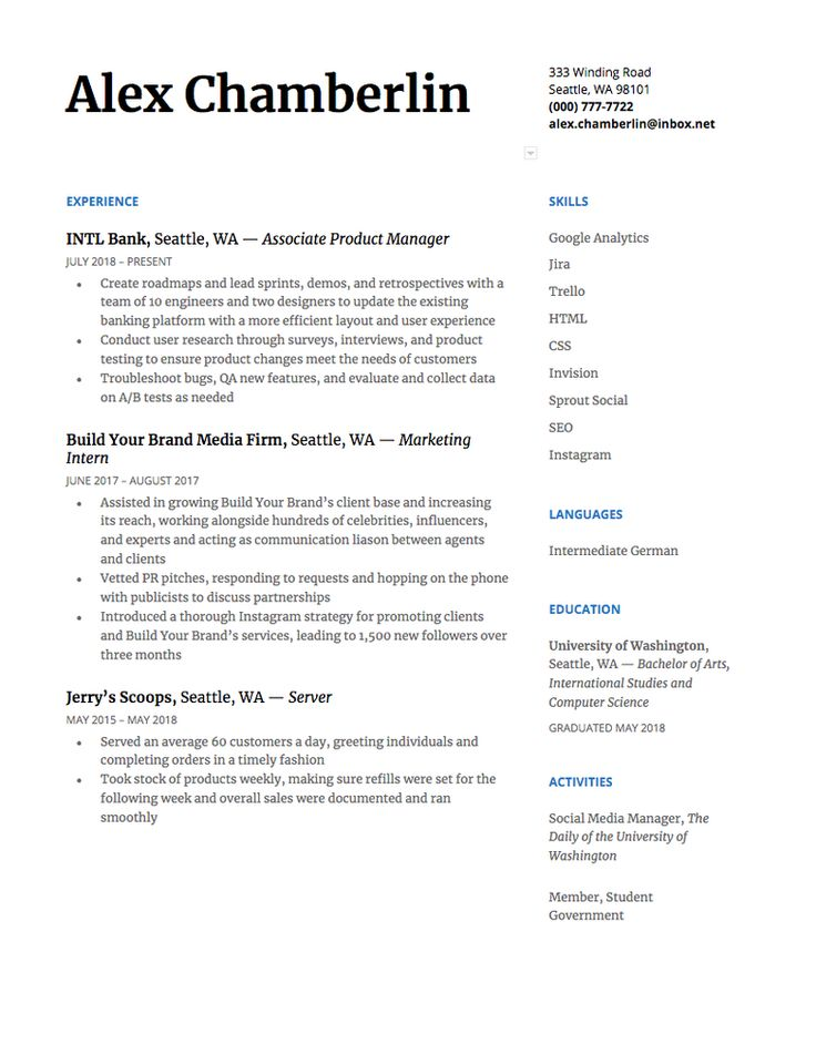 Your Complete Guide to Resume Formats (and How to Pick the