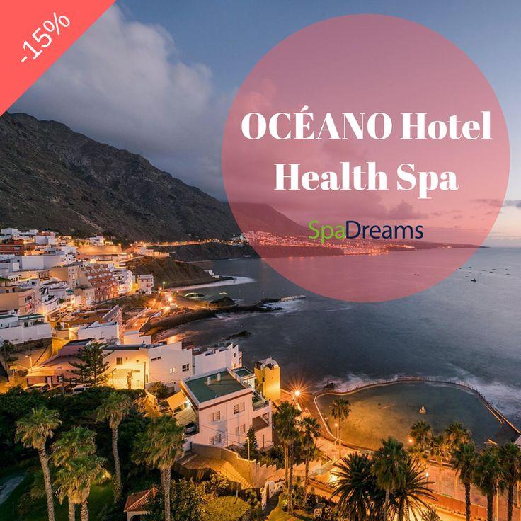 Volete disintossicarvi, perdere peso o semplicemente rilassarvi? Ecco l'hotel ideale per voi: direttamente affacciato sull'Atlantico, situato sulla verde costa nord delle #Tenerife.    Usufruite ora dell'#offerta!