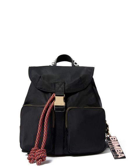 a0650bd10 Mochila mediana negra in 2019   Spain - last minute   Black backpack ...