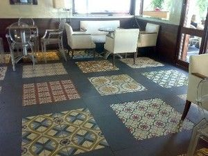 Old Spanish Design Tiles For Style House  Design Bar  Luxury Shop  Or    , Traditional Wine Cellar