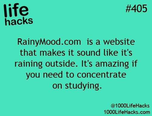 It does explain why I'm in a better mood when it rains (though pouring, flood-inducing rain is another story).