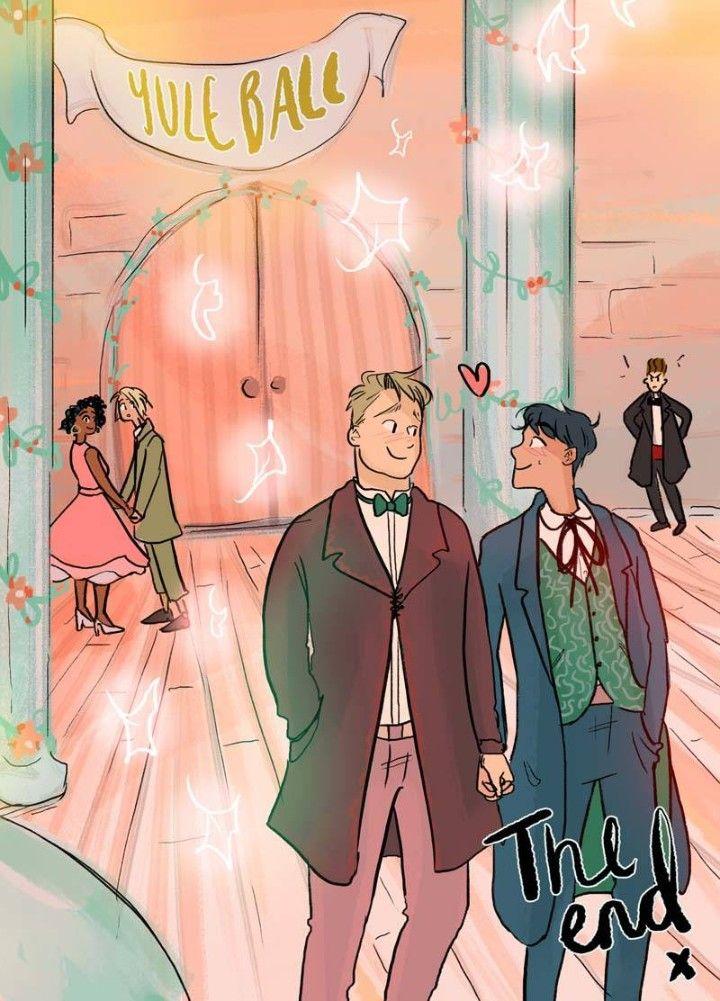Pin By Amethyst On Couple More Comics Fan Book Webtoon Comics