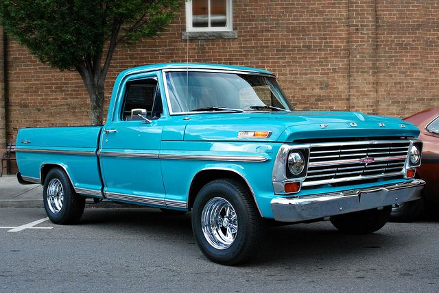 1968 Ford Ranger | 1968 Ford F-100 Ranger | Flickr - Photo Sharing!