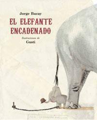 El elefante encadenado - JORGE BUCAYDesde pequeño, el protagonista de nuestra historia se pregunta por qué el elefante del circo, tan fuerte y poderoso, no se libera de la pequeña estaca a la que lo atan después del espectáculo. Un día, un amigo muy sabio le ofrece una respuesta: 'El elefante del circo no se escapa porque ha estado atado a una estaca como esta desde que era muy, muy pequeño.