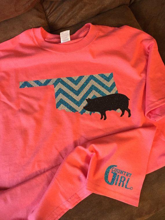 Animal State CUSTOM Graphic Tee | Stockshow T-Shirt | Farm T-Shirt | 4-H or FFA