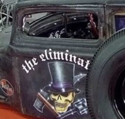 10 Images About Hot Rat Rod Door Art On Pinterest The