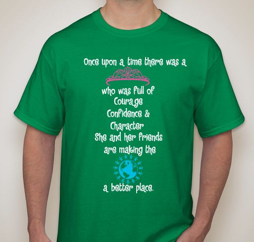 Buy a t shirt to support helping girl scouts continue to for Girl scout troop shirts