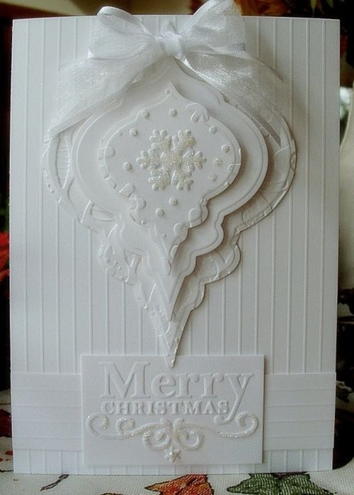 Those look like Spellbinders 2010 Heirloom Ornaments! Lovely!