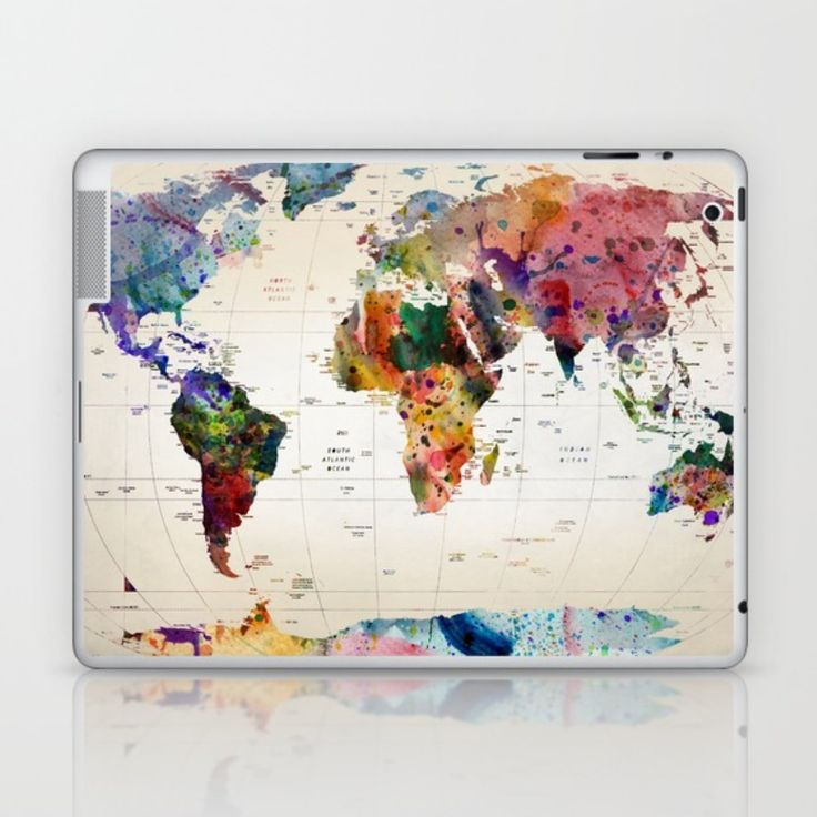 Looking for the best iPad skin designs from artists around the world? Click this link. Bookmark it so you can come back later to browse for awhile.  IPAD (2ND, 3RD AND 4TH GEN) SKINS #design #apple #ipad
