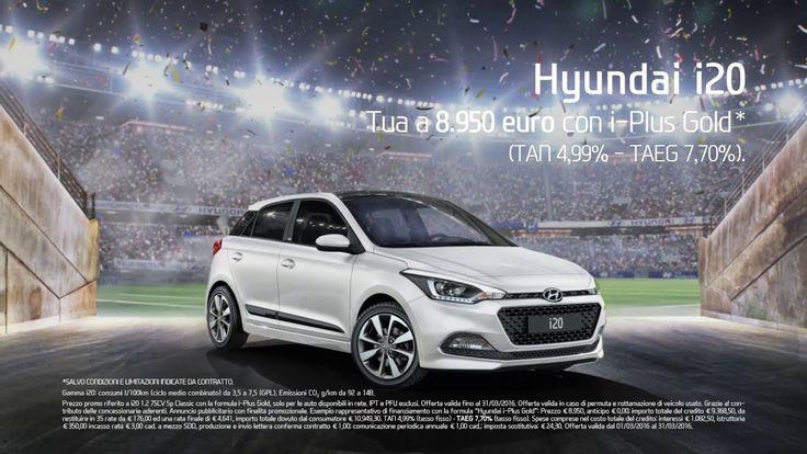 Hyundai i20 GO! Edition