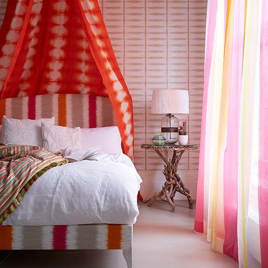 Orange Bedrooms For Girls Bedroom Sets With Led Lights Bedroom Decor Pinterest Black Bedroom Furniture Uk: 17 Best Images About Orange And Pink Rooms On Pinterest