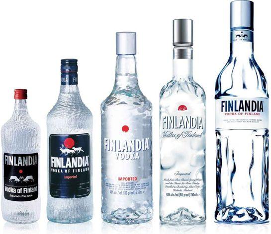 Finlandia Vodka - The Vodka Of Finland