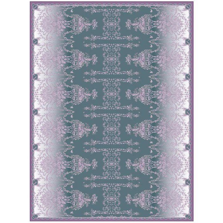 Ковер светло-фиолетового оттенка 'Отражение Империи'  #carpet #rug #interior #designer #ковер #дизайн