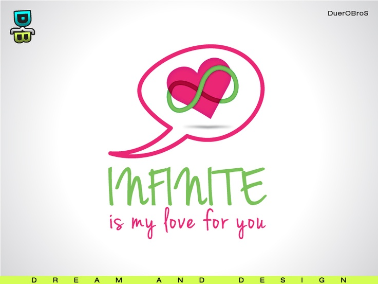 infinite is my love for you