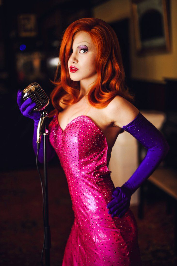 17 Best Images About Jessica Rabbit On Pinterest