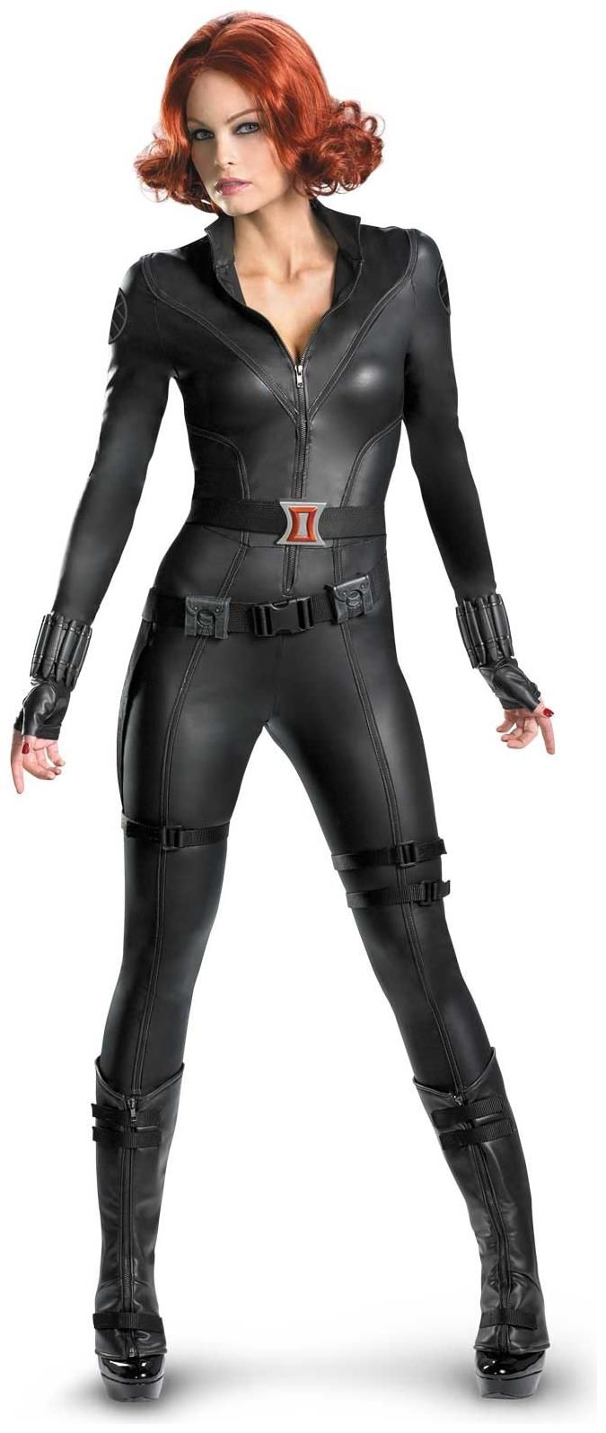 PartyBell.com - The Avengers Black Widow Elite #AdultCostume #Popularhalloweencostume