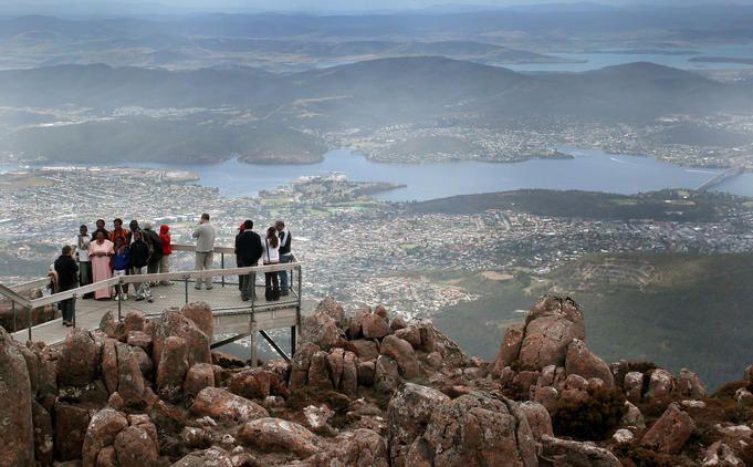 Mount Wellington, Tasmania