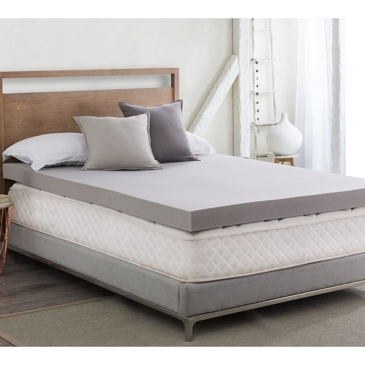 Overstock Com Online Shopping Bedding Furniture Electronics Jewelry Clothing More In 2021 Twin Xl Bedding Thick Mattress Topper Memory Foam Mattress Topper