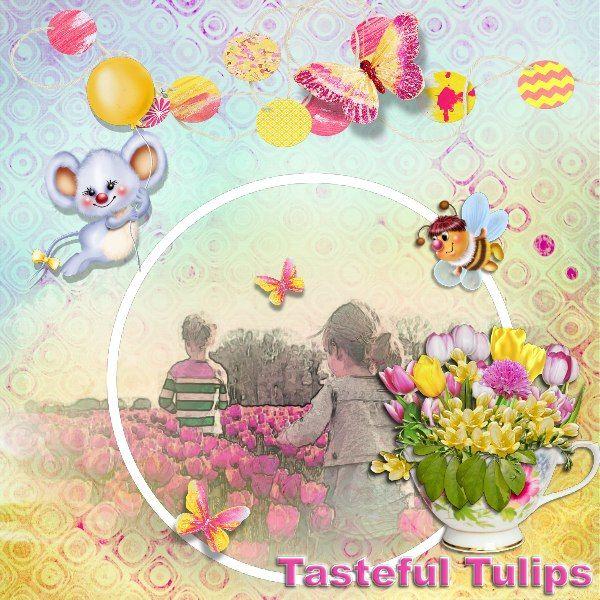 TASTEFUL TULIPS  https://www.etsy.com/fr/listing/519015800/digital-scrapbook-kit-tasteful-tulips?ref=shop_home_active_1 Photo: Pixabay