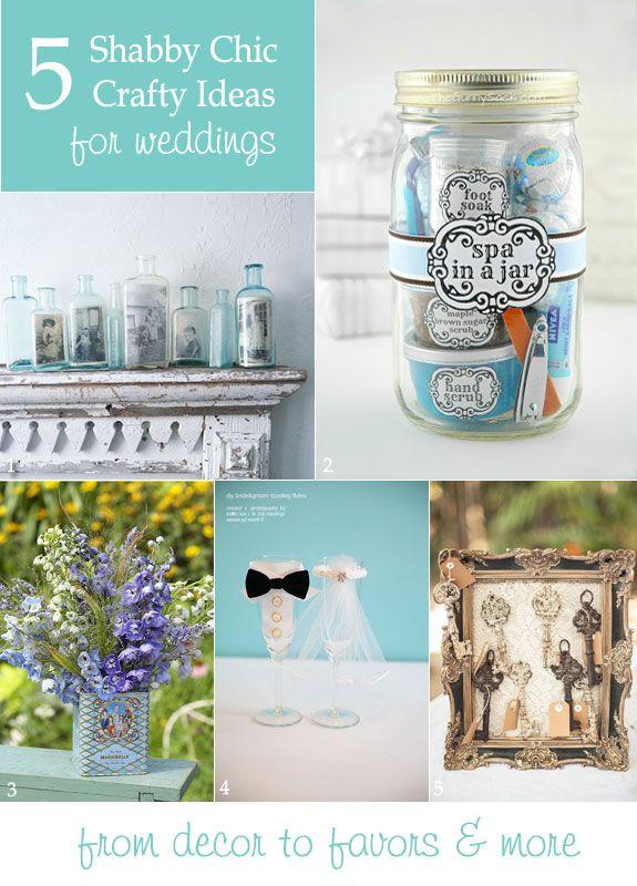 Shabby chic and vintage diy wedding ideas #shabbychic #vintagestyle #weddingdiy