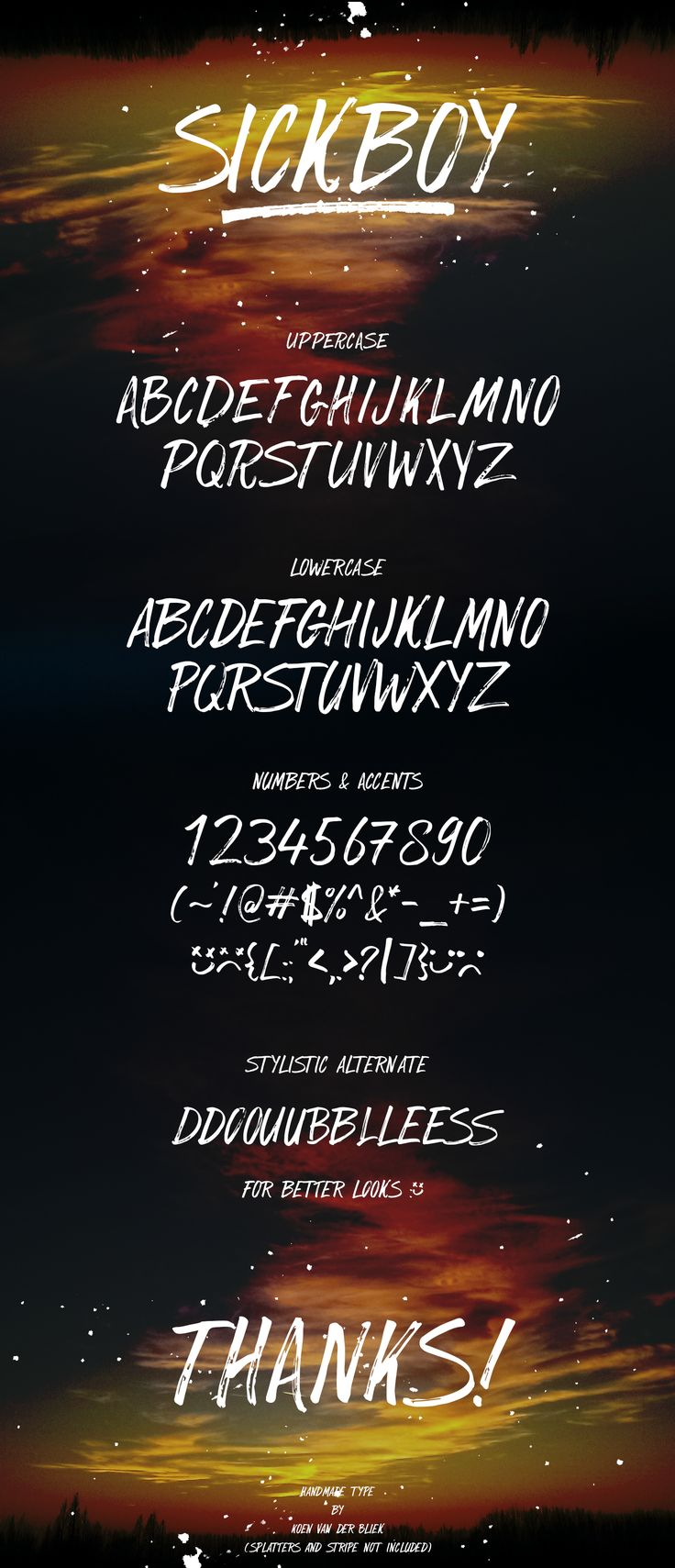 how to use fonts you download on photoshop