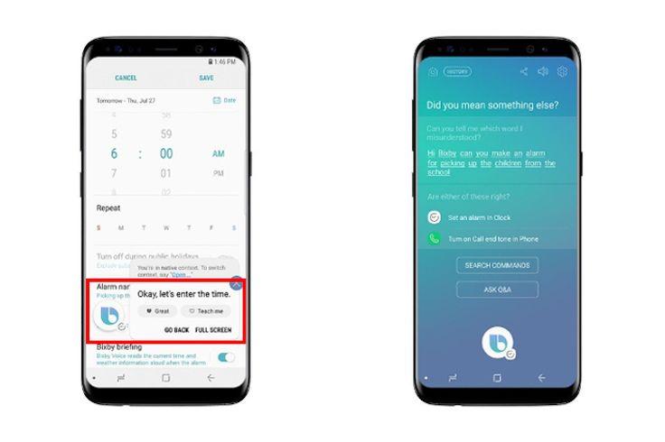 bixby-1 Samsung actualiza Bixby para mejorar experiencia de usuario
