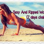 MDS's Sexy and Ripped Gym Workout Plan (7 days challenge)