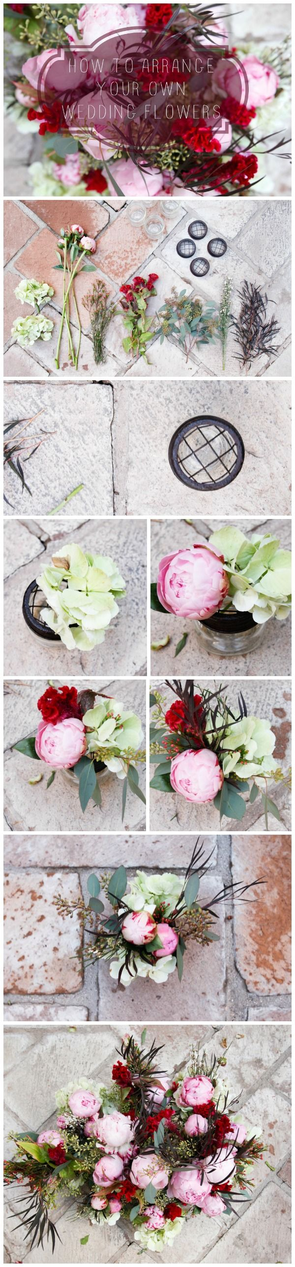 91 best DIY\'s and How-To\'s - Wedding Flowers images on Pinterest ...