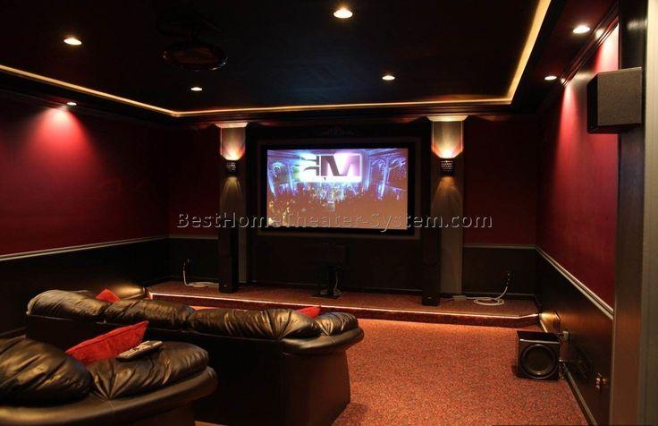 Fresh Basement Movie theater