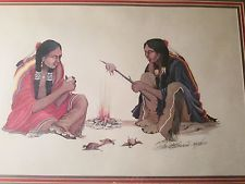 1970-1989 Walt Harris;SignedNumberedLimited Edition Print; Native Americans; by Andrew Kiddie on 500px