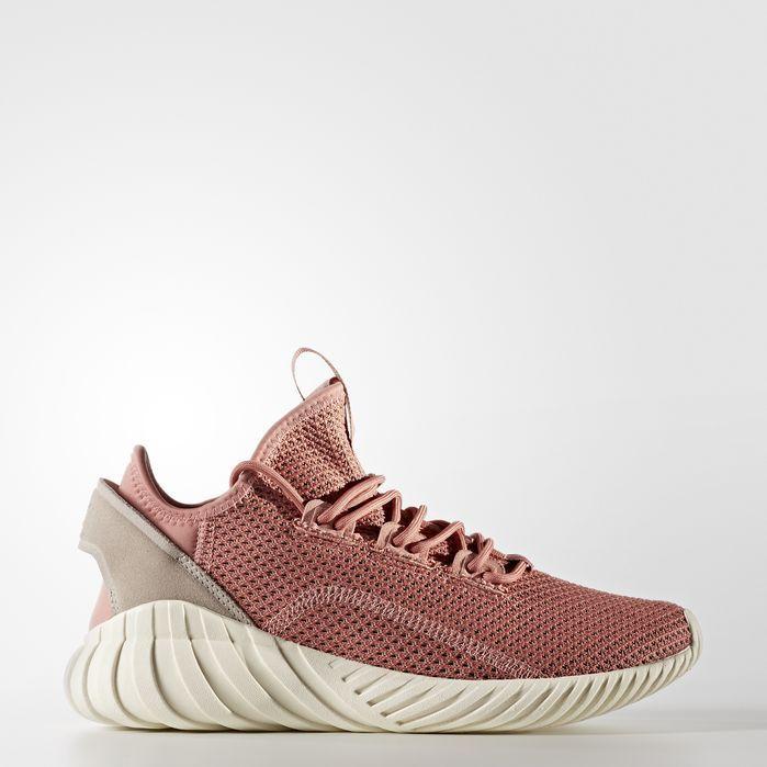 adidas Tubular Doom Sock Primeknit Shoes - Womens High Tops