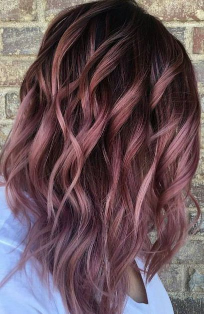 """Rose Gold Hair Inspiration for You #hairstyles explore Pinterest""""> #hairstyles - https://sorihe.com/test/2018/03/09/rose-gold-hair-inspiration-for-you-hairstyles-explore-pinterest-hairstyles-5/ #Dresses #Blouses&Shirts #Hoodies&Sweatshirts #Sweaters #Jackets&Coats #Accessories #Bottoms #Skirts #Pants&Capris #Leggings #Jeans #Shorts #Rompers #Tops&Tees #T-Shirts #Camis #TankTops #Jumpsuits #Bodysuits #Bags"""