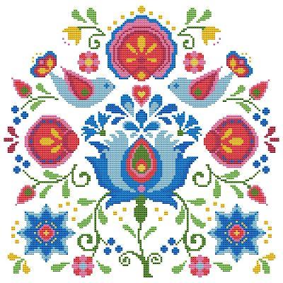 Kijk wat ik gevonden heb op Freubelweb.nl: een prachtig gratis borduurpatroon van LaMariaCha https://www.freubelweb.nl/freubel-zelf/gratis-borduurpartroon-vogels-en-bloemen/