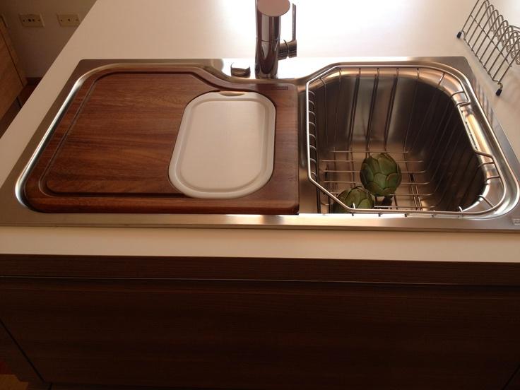 Sink U0026 Cutting Board From Cocinas Exclusivas Amazing Ideas