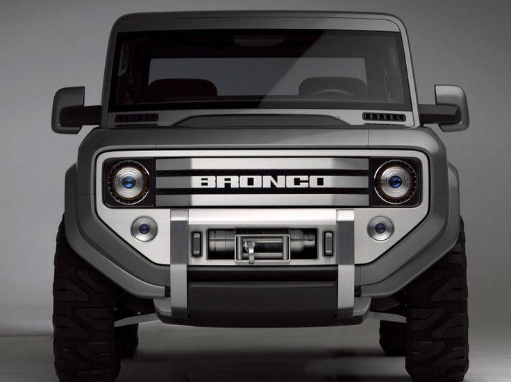 Ford Bronco 2015 Australia