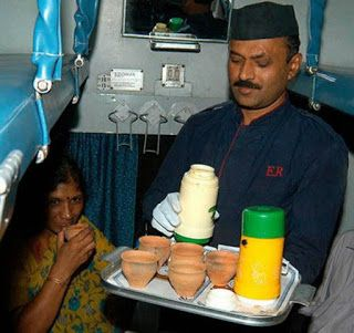 growing india: Railway catering scam: 100gm curd for ₹972, refine...