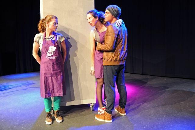 De voorstelling van theatergroep PlayBack heet Like.