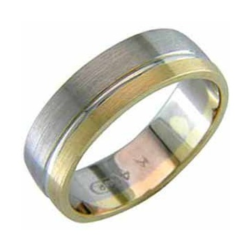 42 best wedding ring images on Pinterest Two tones Wedding