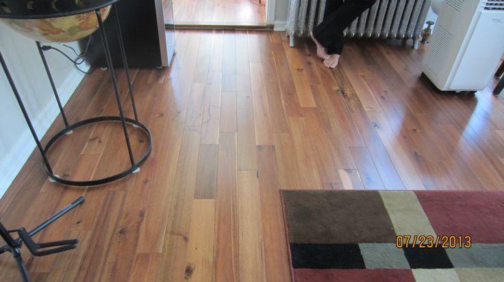 27 best wood floor ideas images on Pinterest   Acacia ...