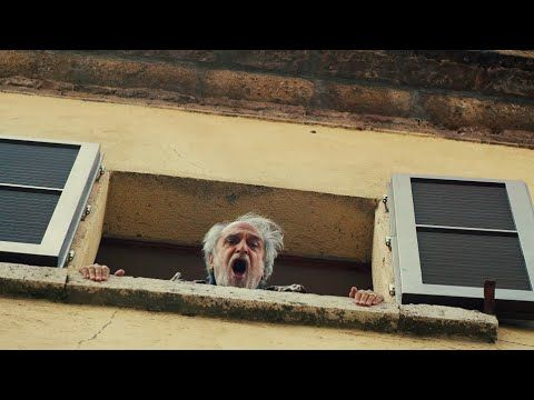 Clever ad from Fiat, showing what happens when an old-timer loses his last blue pill...   - RoadandTrack.com