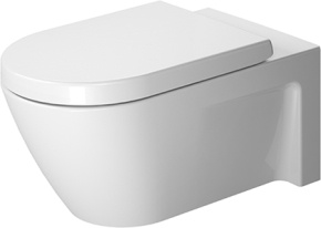 Sensowash - Product overview. Shower Toilet/Washlet from Duravit design series Starck 3 and D-Code.