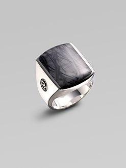 David Yurman - Picasso Jasper Ring