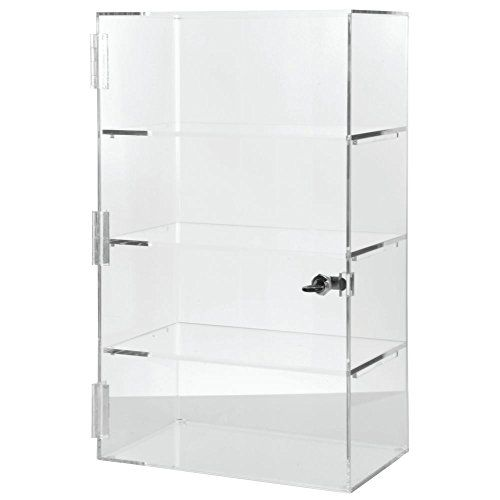 Retail Resource Vertical Acrylic Display Case