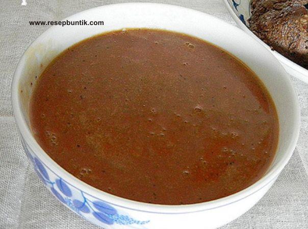 Resep Cara Membuat Saus Lada Hitam Jpg 604 448 Piksel Resep Makanan Dan Minuman Saus