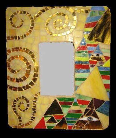 klimt mosaic frame - Fantastisch Mosaik Flie